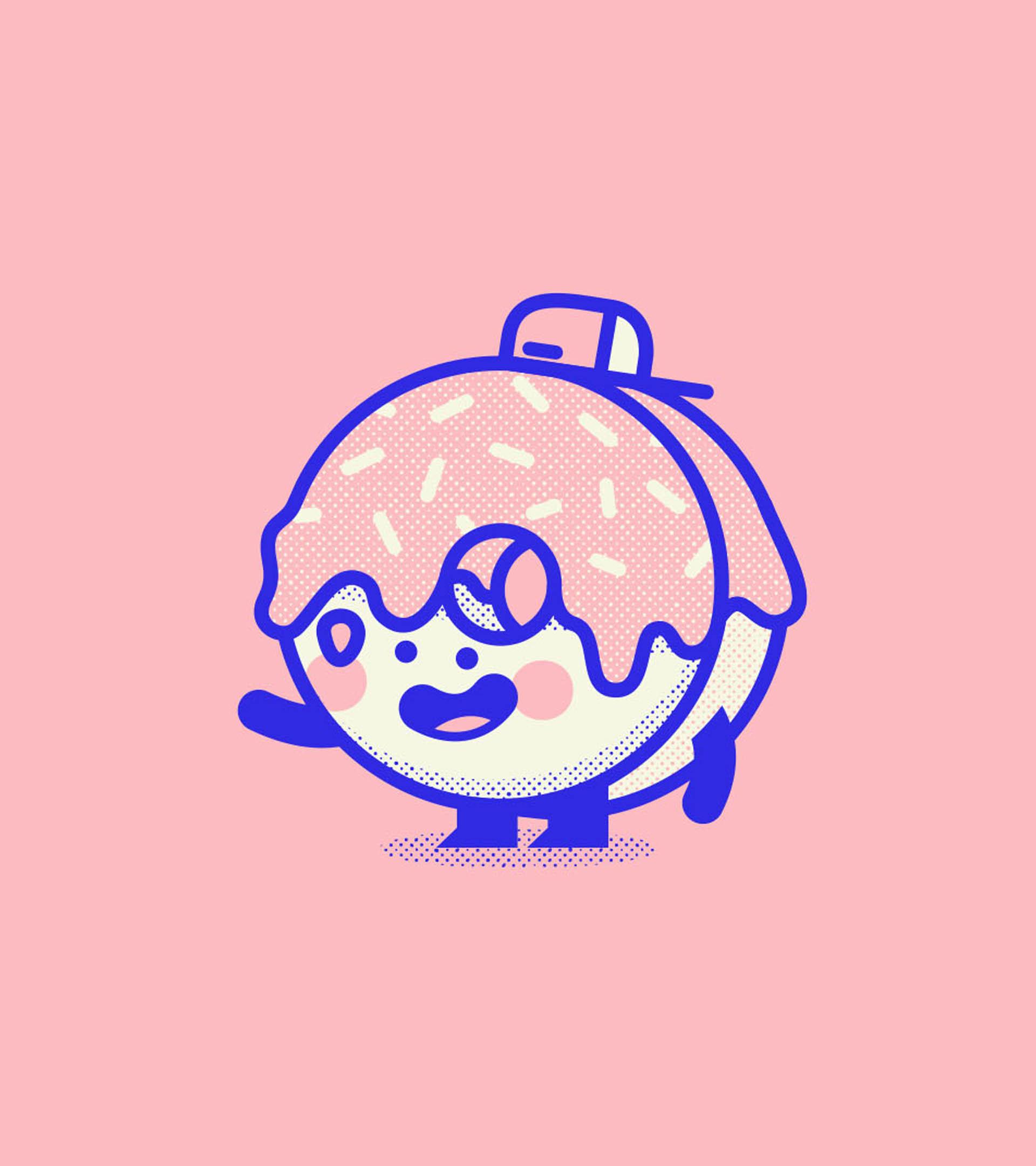 DONUT PAPI – Donut Boi
